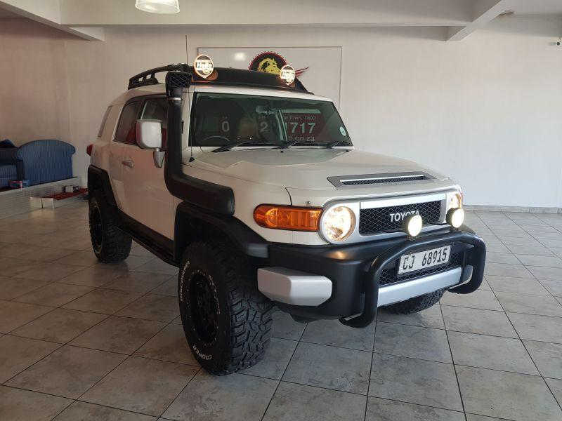 Used Toyota FJ Cruiser FJ Desert Cruiser for sale